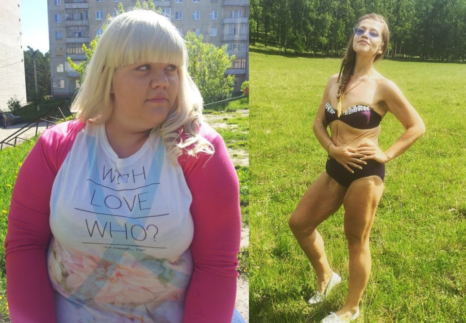 Jak schudnąć tak aby nie mieć obwisłej skóry