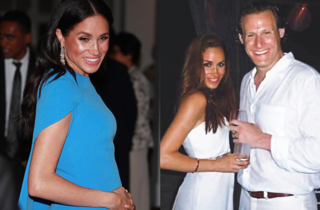 Meghan Markle signed a pregnancy contract with his ex